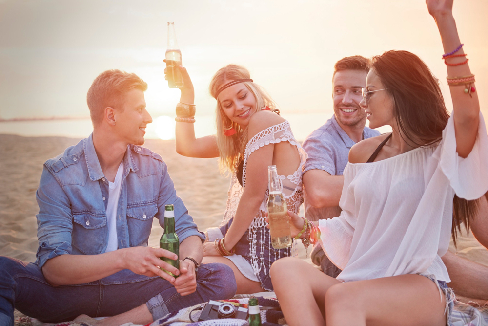 Having Fun in the Sun: The Top Three Risks of Drinking Alcohol in the Sun